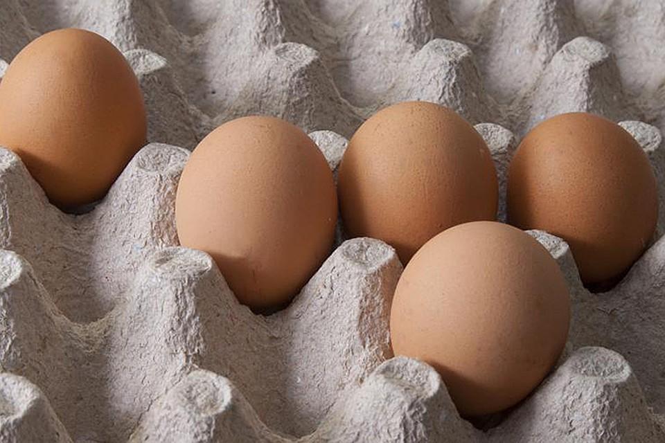 Яйцо как индикатор обнищания среднего класса