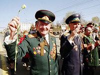 9 мая в Тюмени: Парад - в полдень, салют - в 22 часа