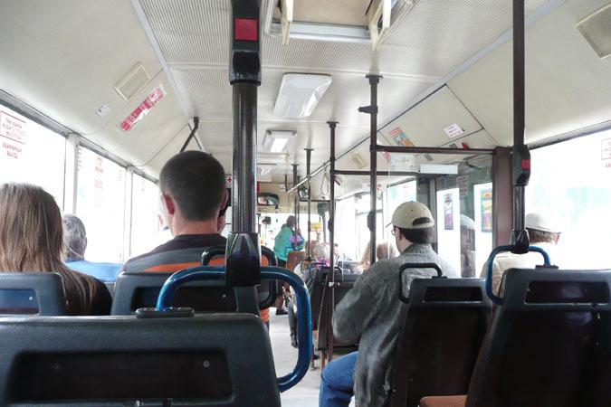 Шесть автобусных маршрутов